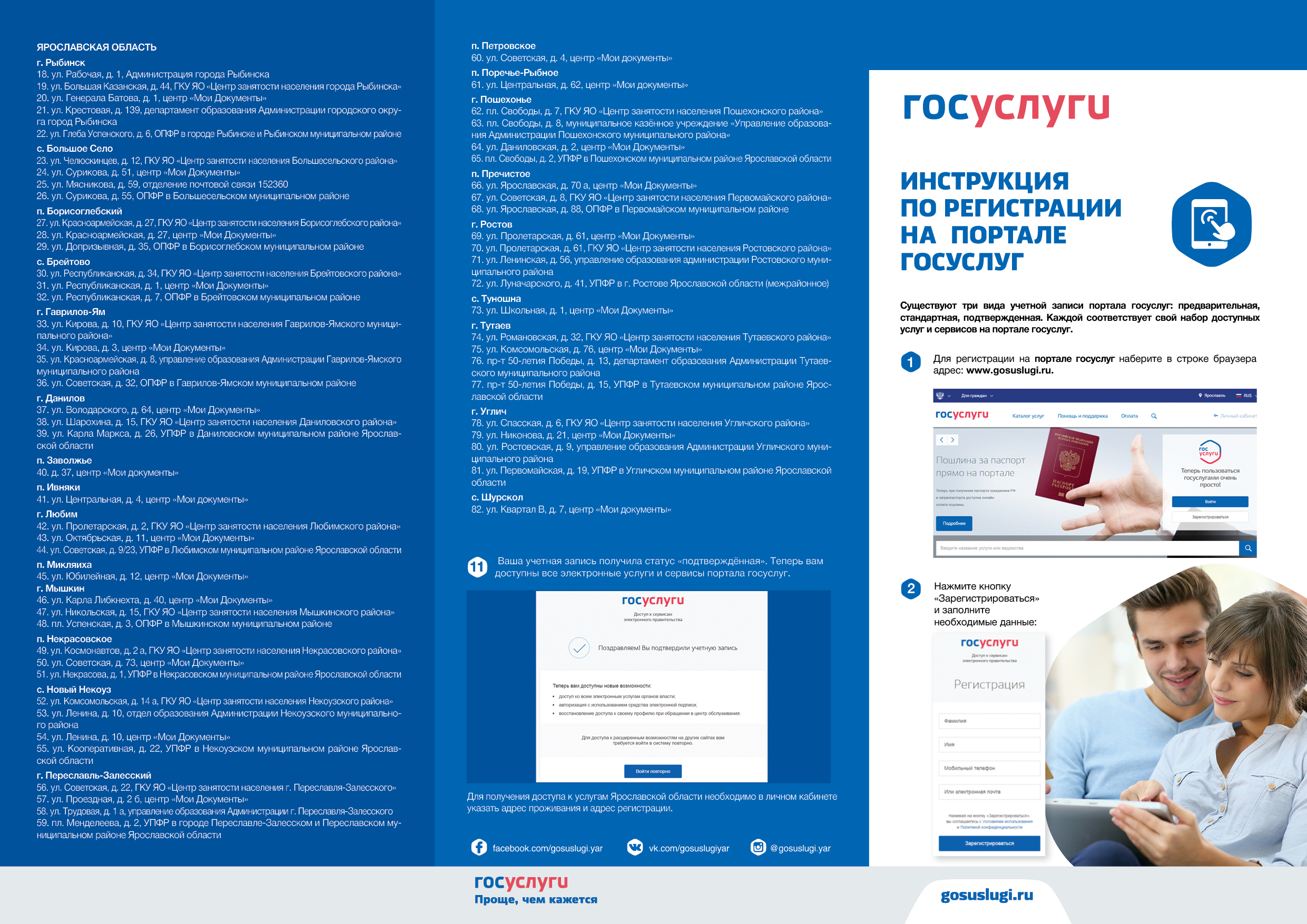 Инструкция по регистрации на сайте закупкиговру
